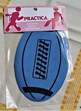 11 PAIRE VINTAGE RONFORT PROTÈGE COUDE GENOUX BALLON RUGBY THERMOCOLLANT ADHESIF