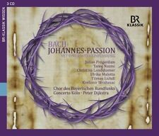 Bach: St John Passion, New Music