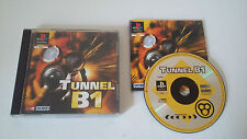 TUNNEL B1 - SONY PLAYSTATION 1 - JEU PS1 PSX PS2 COMPLET