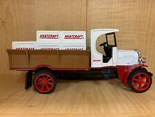 Ertl Heatcraft Die Cast 1925 Kenworth Crate Truck Bank