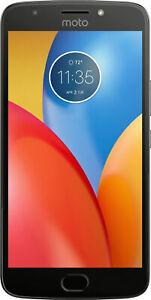 NEW Motorola Moto E4 Plus XT1775 32GB Iron Gray GSM CDMA Unlocked Smartphone