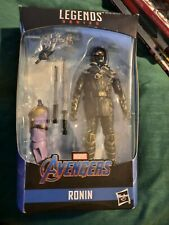 Marvel Legends Marvel Comics Avengers Ronin Thanos BAF assortment