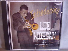 Introducing Lee Morgan/ Hank Mobley´s Qintet- SAVOY Japan 1991 WIE NEU ohne OBI