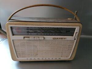 Graetz Kofferradio Daisy Bastlergerät