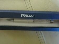 Swarovski crystal ball point pen  New & Boxed