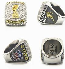 2020 Fantasy Football Championship Trophy Ring Fan Gift !!