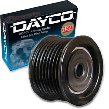 Dayco Drive Belt Idler Pulley for 2007-2016 Toyota Tundra 5.7L 4.6L V8 - mw