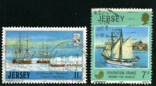 SHIPS & BOATS OF JERSEY , ''ARCTIC''-  'OPERATION DRAKE'' 1980