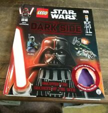 Lego Star Wars The Dark Side by Daniel Lipkowitz NO MINI FIGURE