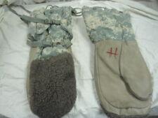 U.S. Army Acu Extreme Cold Weather Mitten Set (sizes Medium or Large)