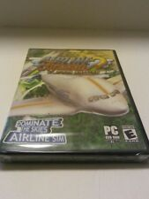 Airline Tycoon 2 Gold Edition PC Game NEW AND SEALED