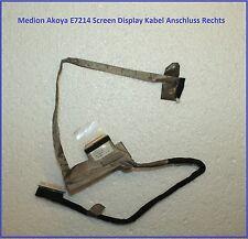 Medion Akoya P7612 E7212 E7214 E7216 Screen Display Kabel Anschluss Rechts