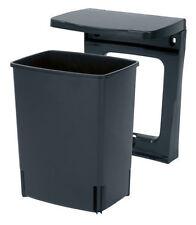 Brabantia Einbau-mülleimer 10 Liter Black