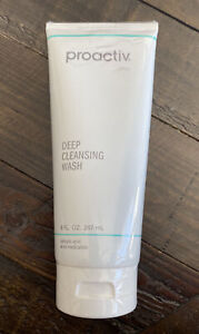 Proactiv  Deep Cleansing Wash - 9 oz - New & Sealed - Exp. 05/2021
