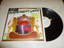 "Basement Jaxx con JC Chávez-conectarlo en 2004 Reino Unido 3-track 12"" SINGLE VINILO"