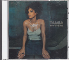 tamia can't go for that  cd promo