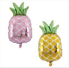 """PINK Pineapple Balloon 24"""" Balloon Birthday Party Decorations"""