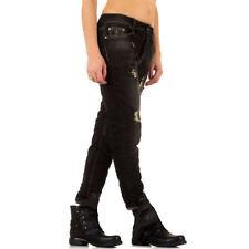 Distressed Damen-Jeans Hosengröße 36 mit niedrigem Wasserbedarf
