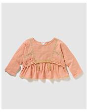 T-shirts, hauts et chemises à motif Brodé pour fille de 9 à 10 ans