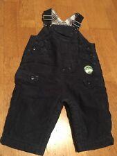 Latzhose Thermohose Baby Junge blau Cord Größe 68 Erstausstattung Baby Club C&A
