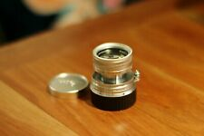 Leica Summicron 50mm f2 (Collapsible, Type 1) M-mount Leitz - CLA'd Excellent+