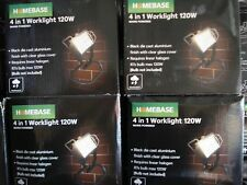 WHOLESALE JOB LOT 8 X BRAND NEW 4 IN 1 WORK LIGHTS CLEARANCE STOCK CAR BOOT SALE