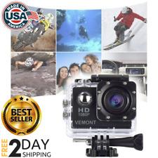 New 5 Action Pro Hero Full Hd 1080P Sports Waterproof Camera 12Mp 170 Degree New