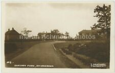 Sheffield, Concord Park Shiregreen Real Photo Postcard, C020