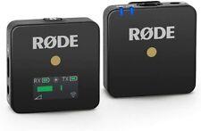 RODE Wireless GO - Compact Wireless Microphone System,WIGO