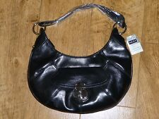 Women's Next Black faux leather Shoulder bag
