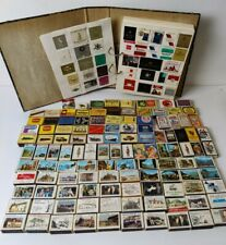 More details for large international collection of matchbox matchbook & matchbox labels.