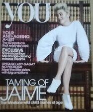 You Magazine 25 March 2012,UK, Jamie Winstone