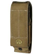Leatherman LTG 930366 étui sac de ceinture xl marron fermeture velcro poche portefeuille sûre cache