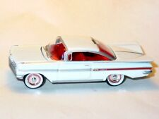 1959 59 CHEVROLET CHEVY IMPALA COLLECTIBLE DIECAST TOY CAR -White, LOOSE