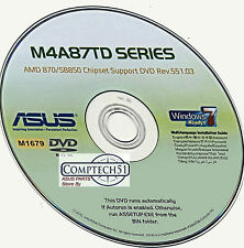 ASUS M4A87TD EVO SERIES MOTHERBOARD AUTO INSTALL DRIVERS M1679
