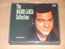 BOITIER 3 CD / THE MARIO LANZA COLLECTION / TRES BON ETAT