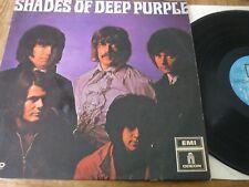 LP 33T  Deep Purple - Shades Of Deep Purple (Vinyl)