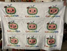 Cocomelon Custom Mink Blanket