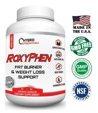 RoxyPhen Best Thermogenic Fat Burner & Weight Loss Supplement, Diet Pills-Energy