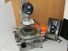 Gaertner Toolmakers Microscopemitutoyo Digital Scalestoolmakermachinist