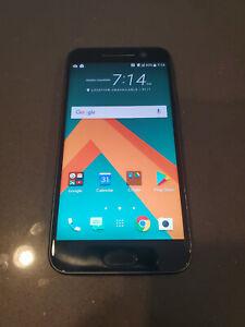 HTC 10 - 32GB - Carbon Grey (Unlocked) 2PS6500 - Smartphone