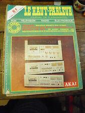 magazine le haut-parleur  n° 1589 du 24-02-1977  HIFI- chaine idéale- festival