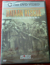 NEW PBS American Experience BATAAN RESCUE The Most Daring Rescue of WW II DVD