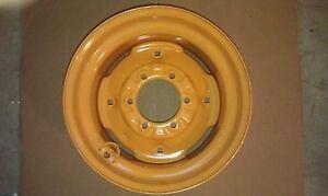 6 lug Skid Steer wheel/rim for Case fits 10X16.5 tire-10-16.5 fits1835,1840,1838