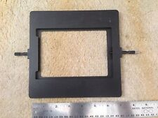"Filter Holder 4x6"" (for matte boxes and sunshades) compatible Chrosziel"