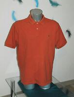 joli polo orange POLO by RALPH LAUREN taille XL EXCELLENT ÉTAT