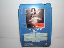 RAY STEVENS - MISTY 6012 H. 8 TRACK TAPE.  TESTED