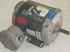 Marathon Electric 1/3 HP 3 Ph  208-230/460Volts 1725 RPM Fr. 56 56T17E5309D