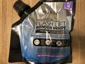 REDKEN FLASH LIFT BONDER INSIDE 1.1 lb New!