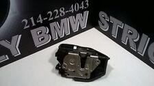 BMW DOOR LATCH SYSTEM ACTUATOR RIGHT REAR 3 5 7 SERIES X5 X6 Z4 51217202148 LOCK